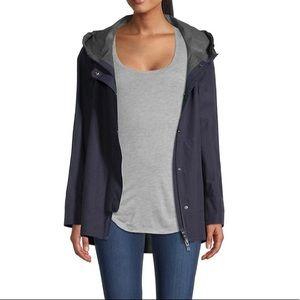 Herno Goretex Paclite A-line Hi-Lo Jacket, NEW